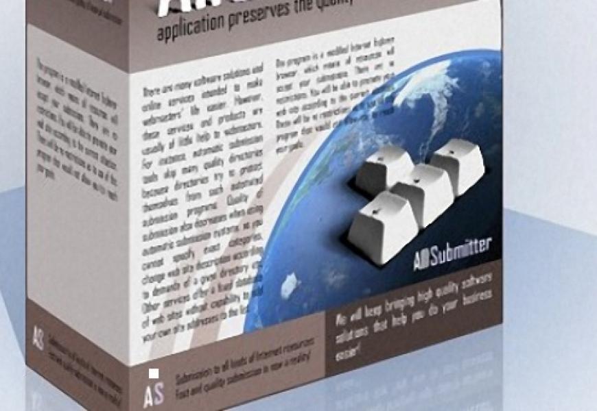 Автоматическая регистрация сайта на досках, в каталогах и других площадках с AllSubmitter